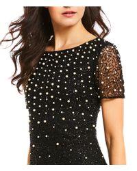 Pisarro Nights - Black Pearl Dress - Lyst