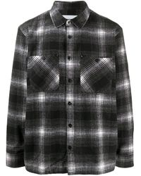 Camicia spessa di Carhartt in Black da Uomo