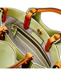 Dooney & Bourke Multicolor City Small Barlow Top Handle Bag