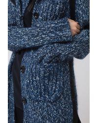 Dorothee Schumacher - Blue Take Off Cardigan 1/1 - Lyst
