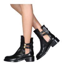 Dorothee Schumacher - Black Metal Coolness Boot - Lyst