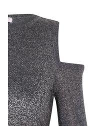 Dorothee Schumacher Gray Shimmer & Sheen Pullover 1/1
