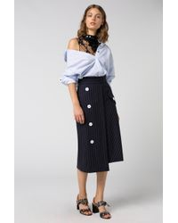 Dorothee Schumacher - Black Cool Classic Skirt - Lyst