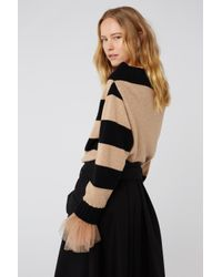 Dorothee Schumacher - Black Perfect Ease Pullover B-neck 1/1 - Lyst