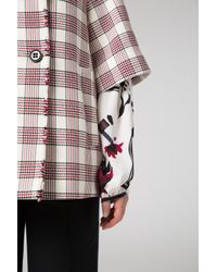Dorothee Schumacher - Multicolor Tartan Luxury Jacket - Lyst
