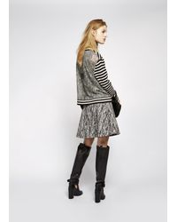 Dorothee Schumacher - Black Seductive Layer Lace Blouse 642406 - Lyst
