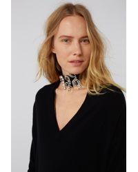 Dorothee Schumacher - Black Perfect Ease Pullover V-neck 1/1 - Lyst