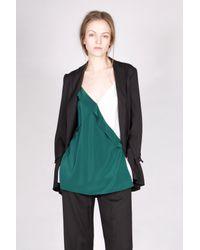 Dorothee Schumacher - Black Dancing Movement Jacket Sleeve 1/1 - Lyst