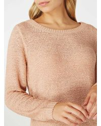 Dorothy Perkins | Multicolor Only Rose 'geena' Knitted Jumper | Lyst