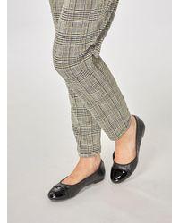 Dorothy Perkins Black Croc 'paris' Pumps