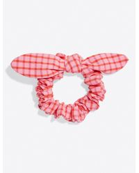 Draper James Blue Knotted Scrunchie 3-pack