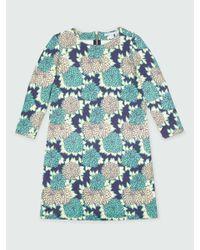 Draper James | Blue Georgine Knit Tunic | Lyst
