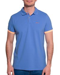 new zealand auckland Poloshirt in Blue für Herren