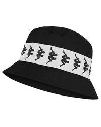 Kappa Black Bzahlab Authentic Bucket for men