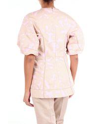 Trousse blouse Marni en coloris Pink