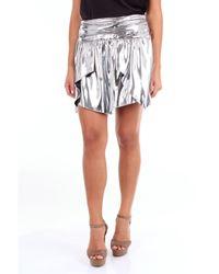 Trousse jupe Isabel Marant en coloris Metallic