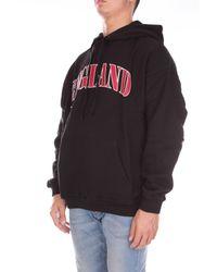 Represent Sweatshirt in Black für Herren