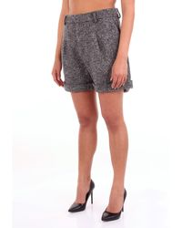 Shorts di Philosophy Di Lorenzo Serafini in Gray