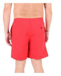 Bañador KENZO de hombre de color Red