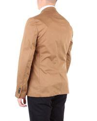 Vestes blazer Paolo Pecora pour homme en coloris Multicolor