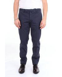 Pantalon chino Incotex pour homme en coloris Blue