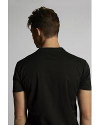 メンズ DSquared² ショートスリーブt シャツ Black
