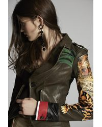 DSquared² Jacket/blazer Green