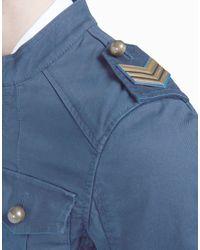 DSquared² - Blue Golden Arrow Kaban for Men - Lyst