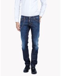 DSquared² | Blue Slim Everyday Jeans for Men | Lyst