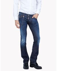 DSquared² | Blue Boot-cut Everyday Jeans for Men | Lyst