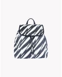 DSquared² | Black Tiger Flash Alberta Backpack | Lyst