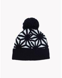 DSquared² | Multicolor Japanese Star Knit Hat for Men | Lyst