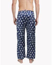 DSquared² - Blue Pyjama Trousers for Men - Lyst