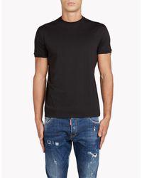 DSquared²   Black Dan T-shirt for Men   Lyst