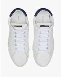 DSquared² - White Tennis Club Sneakers for Men - Lyst
