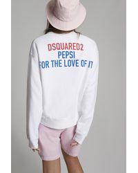 DSquared² スウェットシャツ White