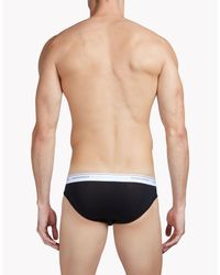 DSquared² - Black Briefs for Men - Lyst