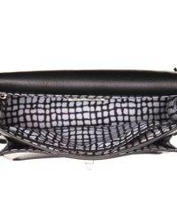 Urban Expressions Black Medina Crossbody Bag