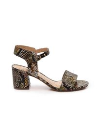 Naturalizer - Multicolor Caitlyn Sandal - Lyst