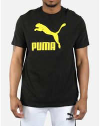 PUMA Black Archive Life Tee for men