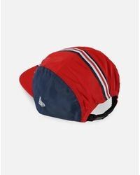KTZ Red Nba Washington Wizards 5-panel Camper Strapback Hat for men
