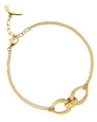Dinny Hall | Metallic Gold Vermeil Toro Chain Bracelet | Lyst