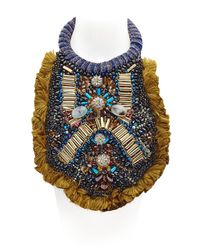 Anita Quansah London - Multicolor Nora Necklace - Lyst