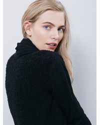 Free People - Black Nicholas K Womens Zella Sweater - Lyst