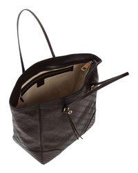 Gucci Purple Handbag