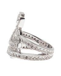 Vivienne Westwood Metallic Orb Ring
