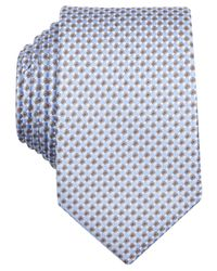 Perry Ellis | Blue Johnston Mini Slim Tie for Men | Lyst