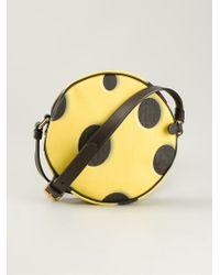 Moschino - Yellow Spongebob Shoulder Bag - Lyst
