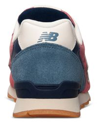 New Balance | Pink Women's 620 Capsule Casual Sneakers From Finish Line | Lyst
