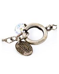 Servane Gaxotte | Metallic Rabbit Pendant Necklace | Lyst